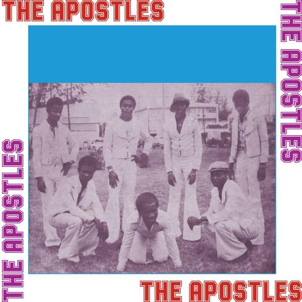 The Apostles : The Apostles   LP / 33T     Afro / Funk / Latin