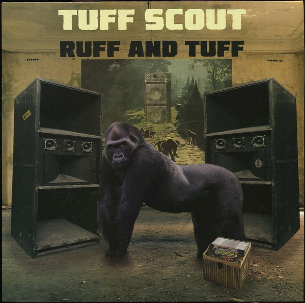 Various Artist : Ruff And Tuff   LP / 33T     Dancehall / Nu-roots
