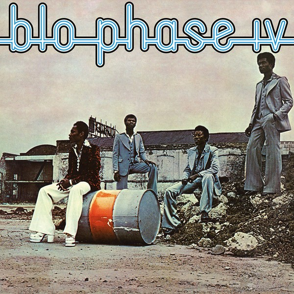 Blo : Phase IV   LP / 33T     Afro / Funk / Latin