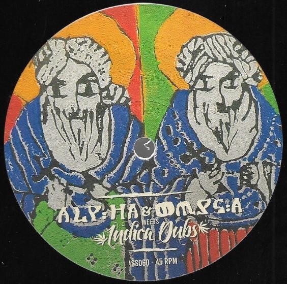 Alpha & Omega Meets Indica Dubs Featuring Earl Sixteen Featuring Dan Man : Let Jah   Maxi / 10inch / 12inch     UK