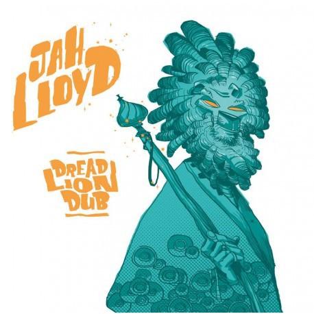 Jah Lloyd : Dread Lion Dub | LP / 33T  |  Oldies / Classics
