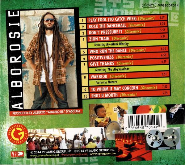 Alborosie : Sound The System Showcase | CD  |  Dancehall / Nu-roots