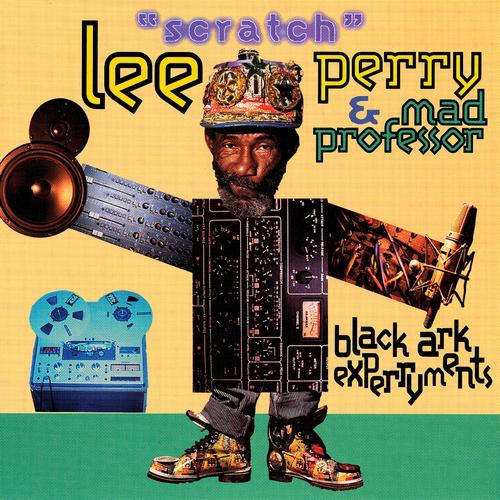 Lee Perry & Mad Professor : Black Ark Experryments | LP / 33T  |  UK