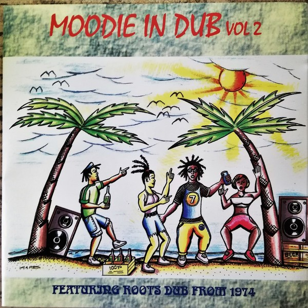 Moodie : Moodie In Dub Vol 2 Feat Roots Dub From 1974   LP / 33T     UK