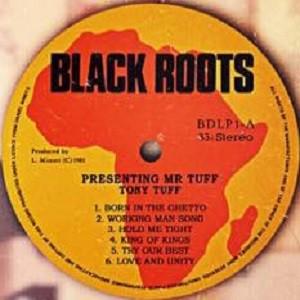 Tony Tuff : Presenting Mr tuff   LP / 33T     Dancehall / Nu-roots