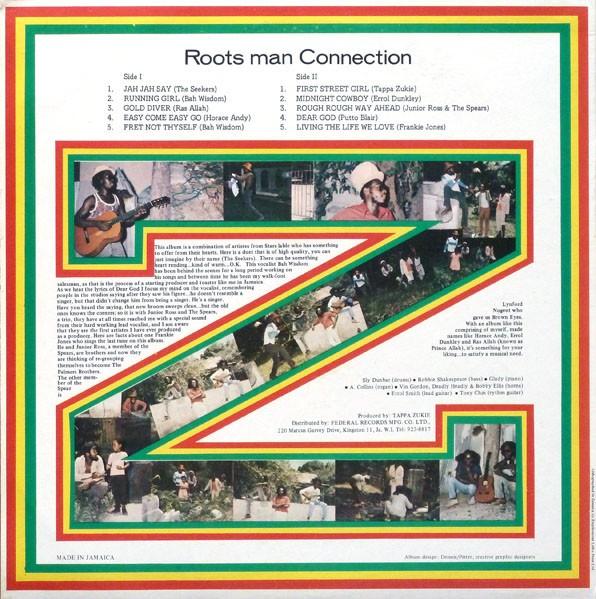 Various : Roots Man Connection | LP / 33T  |  Oldies / Classics