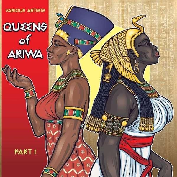 Various : Queens Of Ariwa Part 1 | LP / 33T  |  UK
