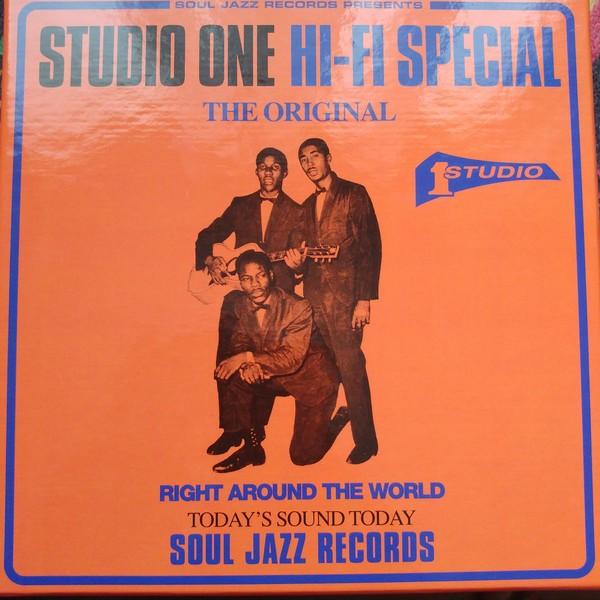 Various : Studio One Hi-Fi Special | Single / 7inch / 45T  |  Oldies / Classics