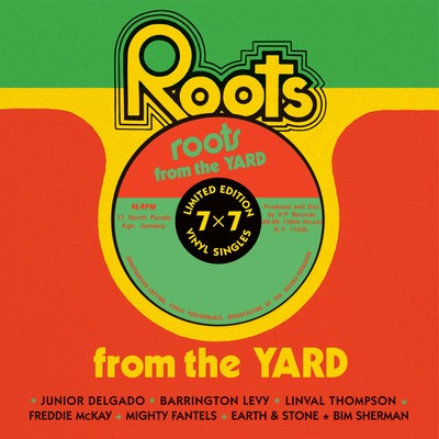 Various Artists : Roots From The Yard (7