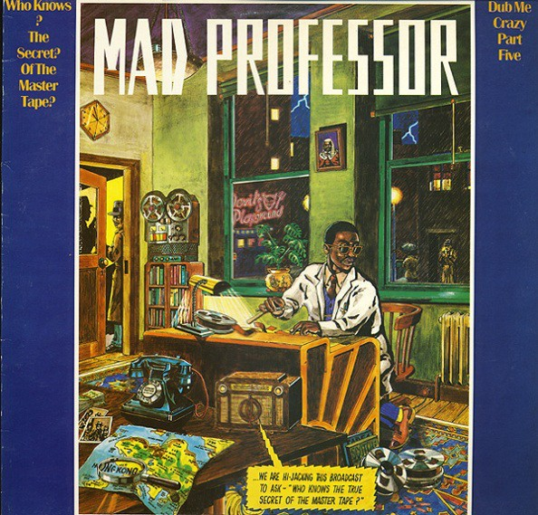 Mad Professor : Dub Me Crazy Part Five | LP / 33T  |  UK