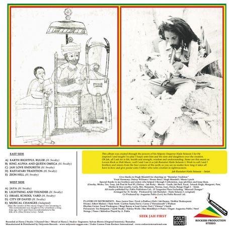 Augustus Pablo : Earth Rightful Ruler   LP / 33T     Oldies / Classics