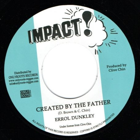Errol Dunkley : Created By The Father