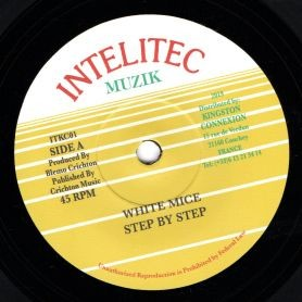 White Mice : Step By Step | Single / 7inch / 45T  |  Oldies / Classics