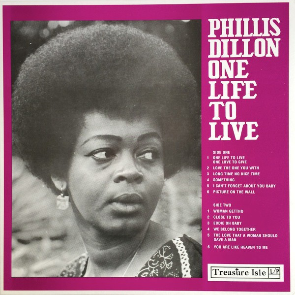 Phyllis Dillon : One Life To Live