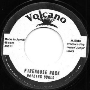 Wailing Souls : Firehouse Rock   Single / 7inch / 45T     Oldies / Classics