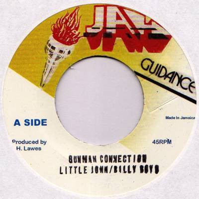Little John / Billy Boyo : Gunman Connection   Single / 7inch / 45T     Oldies / Classics