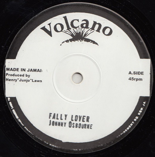 Johnny Osbourne : Fally Lover | Maxi / 10inch / 12inch  |  Oldies / Classics