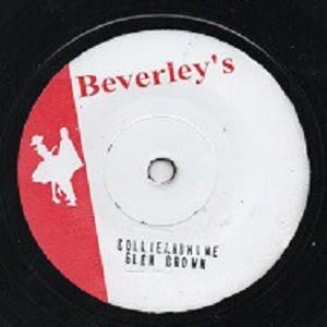 Glen Brown : Collie & Wine   Single / 7inch / 45T     Oldies / Classics