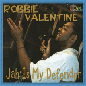 Robbie Valentine : Jah Is My Defender   LP / 33T     UK