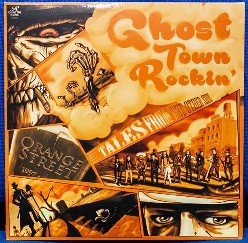 Orange Street : Ghost Town Rockin' | CD  |  Dancehall / Nu-roots
