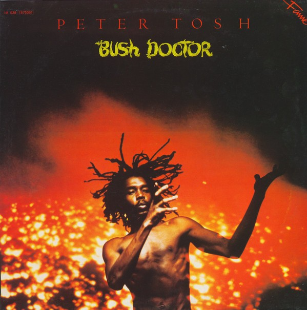Peter Tosh : Bush Doctor | LP / 33T  |  Oldies / Classics