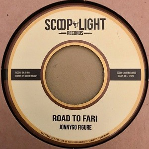 Jonnygo Figure : Road To Fari   Single / 7inch / 45T     UK