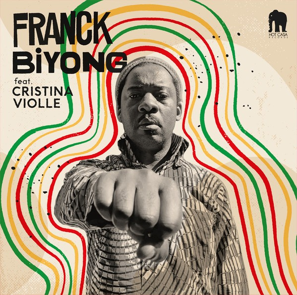 Franck Biyong Feat. Cristina Violle : Trouble   Maxi / 10inch / 12inch     Afro / Funk / Latin