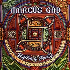 Marcus Gad : Rhythm of Serenity   LP / 33T     UK