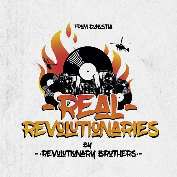 Revolutionary Brothers : Real Revolutionaries | CD  |  Dancehall / Nu-roots