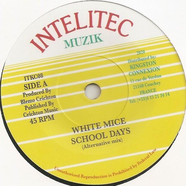 White Mice : School Days | Single / 7inch / 45T  |  Oldies / Classics
