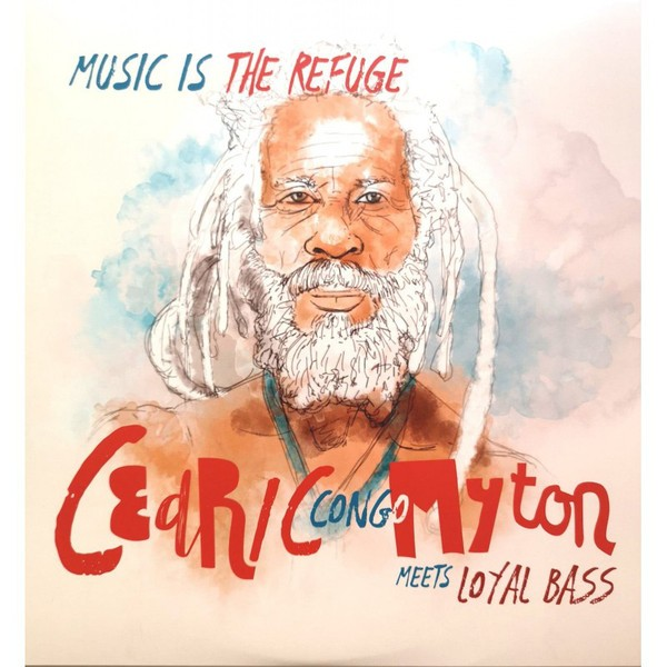 : Music Is The Refuge | Maxi / 10inch / 12inch  |  Various