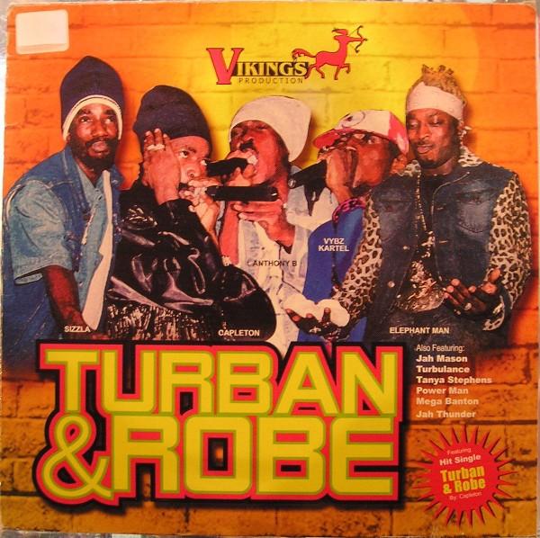 Various : Turban And Robe | LP / 33T  |  One Riddim