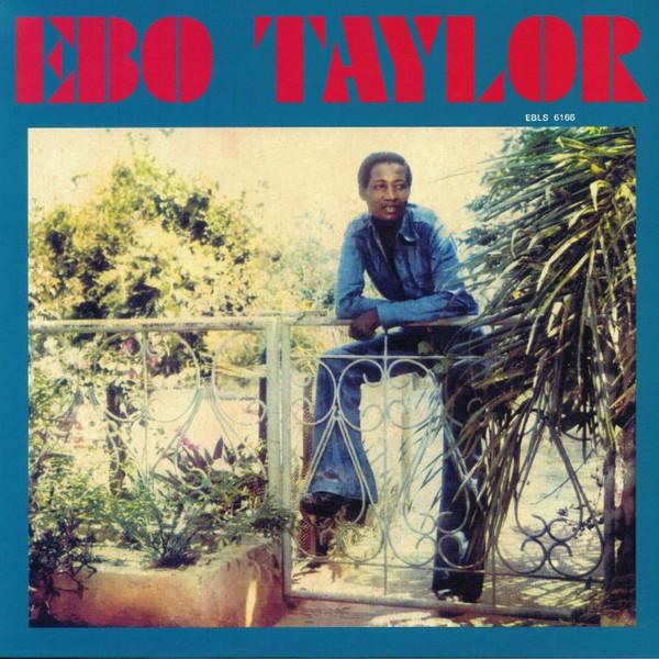 Ebo Taylor : Ebo Taylor   LP / 33T     Afro / Funk / Latin