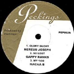Nereus Joseph : Glory Glory | Maxi / 10inch / 12inch  |  Dancehall / Nu-roots