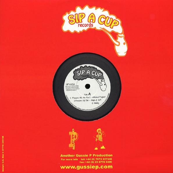 Michael Prophet : Pressure We Ah Feel   Maxi / 10inch / 12inch     UK
