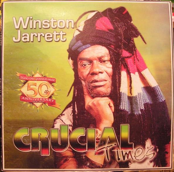 Winston Jarrett : Crucial Times | LP / 33T  |  Oldies / Classics