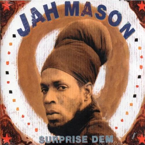 Jah Mason : Surprise Dem | LP / 33T  |  Dancehall / Nu-roots