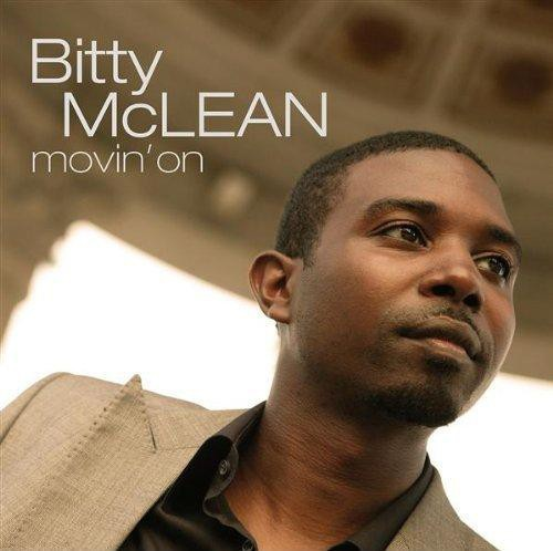 Bitty Mclean : Movin' On | CD  |  Dancehall / Nu-roots