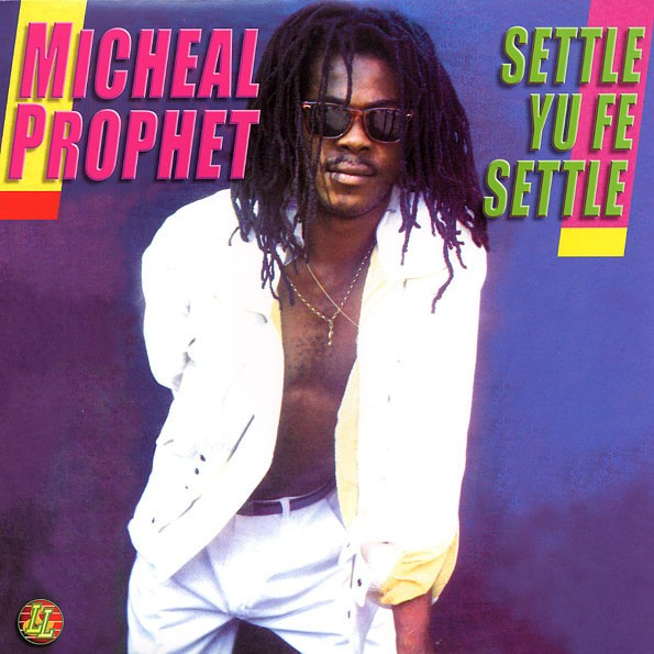 Michael Prophet : Settle Yu Fe Settle   LP / 33T     Oldies / Classics