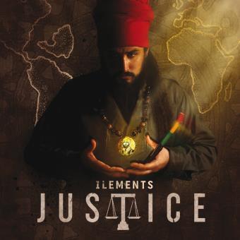 Ilements : Justice | LP / 33T  |  Dancehall / Nu-roots