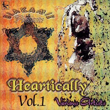 Various : Heartically Vol.1   LP / 33T     UK