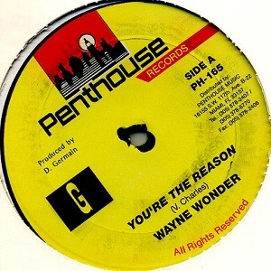 Wayne Wonder : You're The Reason | Maxi / 10inch / 12inch  |  Oldies / Classics