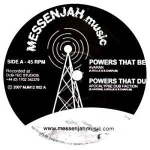 Avaran : Powers That Be | Maxi / 10inch / 12inch  |  UK