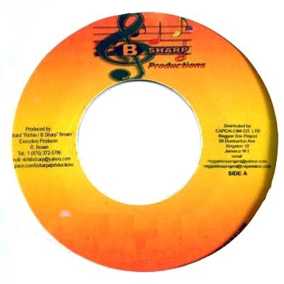 Pinchers : Stop Invest Ina Crime   Single / 7inch / 45T     Dancehall / Nu-roots