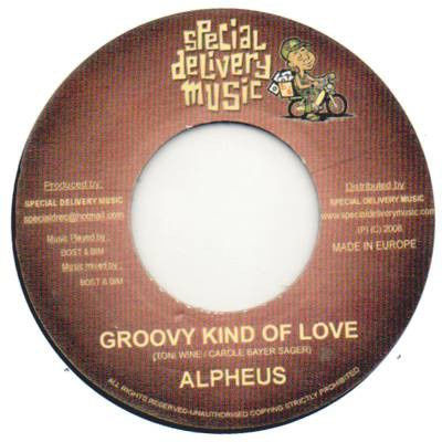 Alpheus & Kiprich : Tell Him The Truth | Single / 7inch / 45T  |  Dancehall / Nu-roots