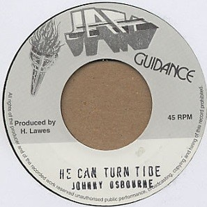 Johnny Osbourne : He Can Turn Tide | Single / 7inch / 45T  |  Dancehall / Nu-roots