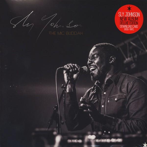 Sly Johnson : The Mic Buddah Label | LP / 33T  |  Afro / Funk / Latin