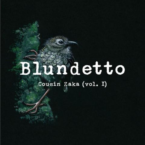 Blundetto : Cousin Zaka (Vol. I) | LP / 33T  |  Afro / Funk / Latin