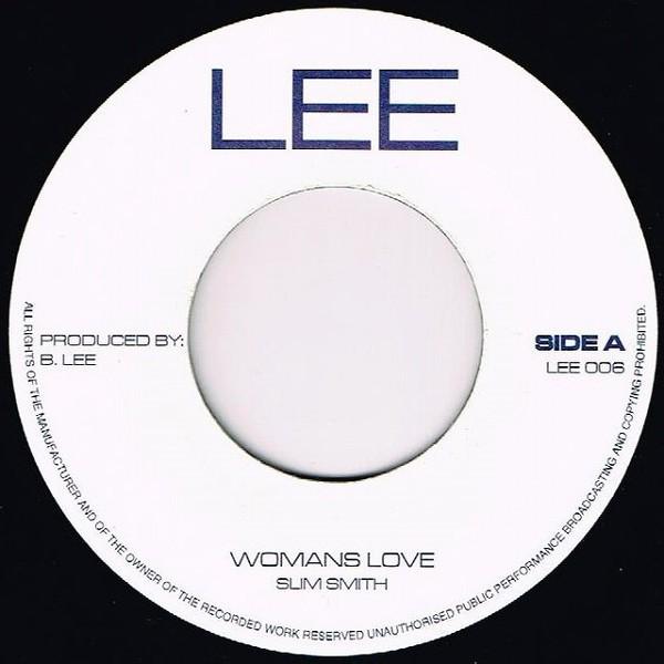 Slim Smith : My Woman's Love   Single / 7inch / 45T     Oldies / Classics