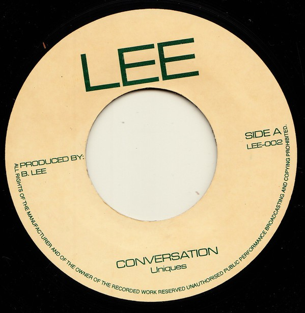 The Uniques : Love And Devotion | Single / 7inch / 45T  |  Oldies / Classics